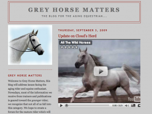 Grey Horse Matters