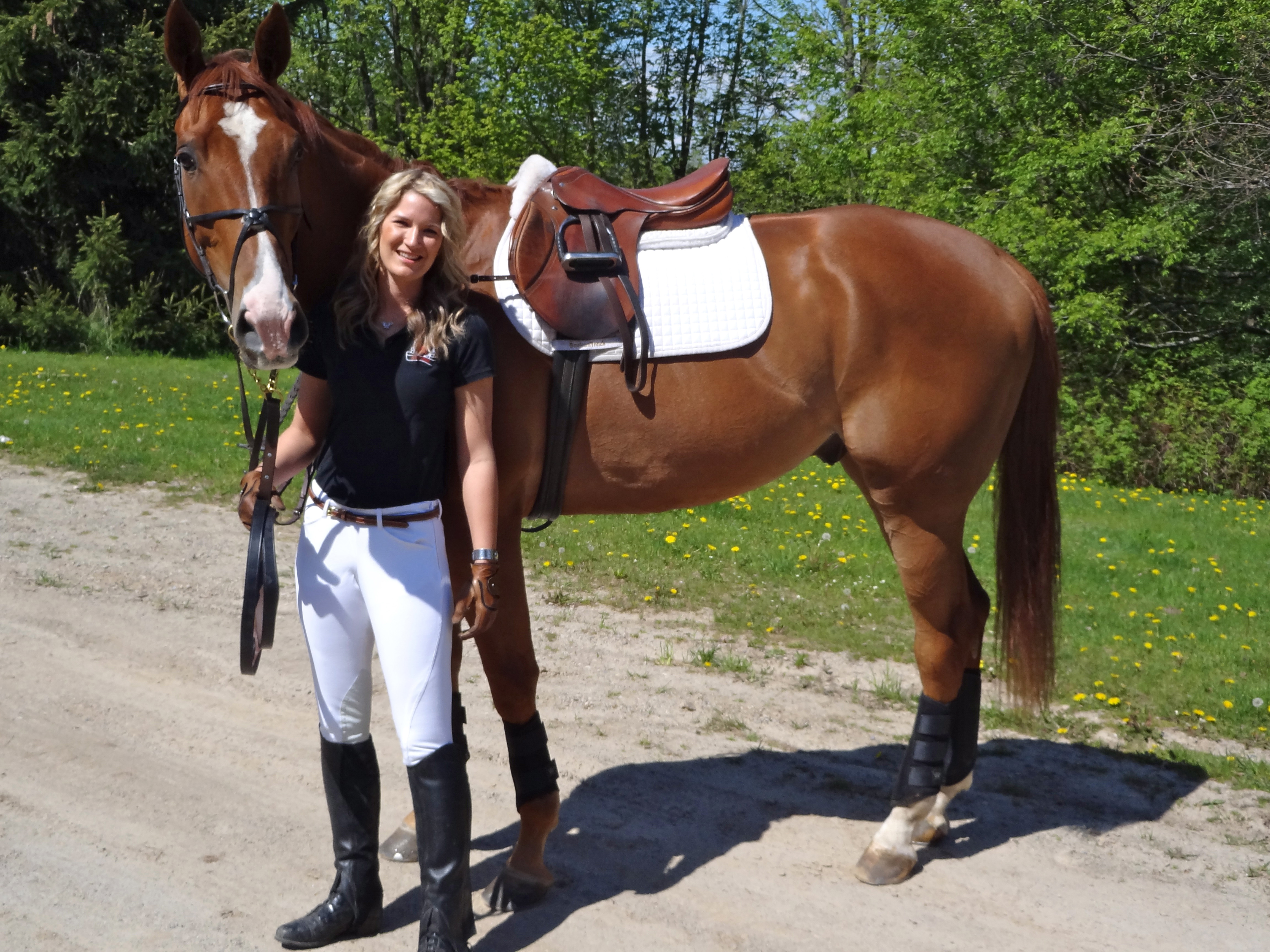 Ottb Training Problems Try This Horses Amp Champagne